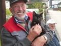 Walter ist ein großer Tierfreund