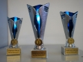 Die Pokale für die Sieger