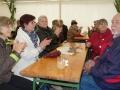 Applaus für die Sallingberger Musikkapelle im Festzelt
