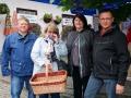 Bürgermeister-und Parteiobmannpaar abeim Shoppen